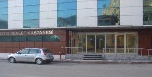 Erdek Devlet Hastanesinde 127 bin kişiye poliklinik hizmeti