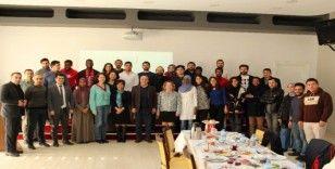 ADÜ'nün uluslararası öğrencileri buluştu
