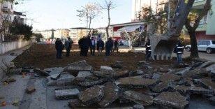 Yıldıztepe'nin kalbi Kanal Yolu baştan aşağı yenileniyor