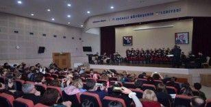 Büyükşehir Çocuk Korosu'nun konserine yoğun ilgi