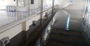 Aslantaş Barajı ve HES'te patlama