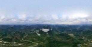 Çin'in 'gökyüzündeki gözü' çalışmalarına başladı