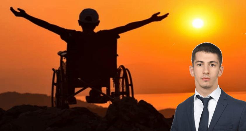 Engelli olmak..
