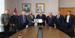 TOBB Mesleki ve Teknik Anadolu Lisesi yapımı protokolü imzalandı