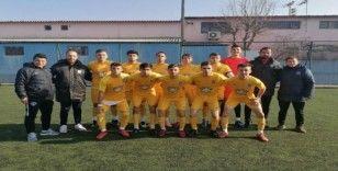 Yunusemre U19 takımı lige 3 puan ile başladı
