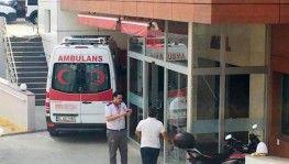 Hastanede patlama, 2'si ağır 5 yaralı