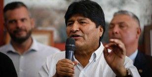 Evo Morales: 'Halkı silahlı milisler gibi örgütlemeliyiz'