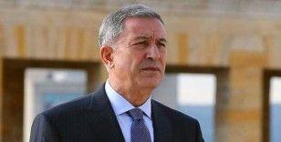Bakan Akar: 'İdlib ve Libya'da ateşkesin uygulandığını görüyoruz'