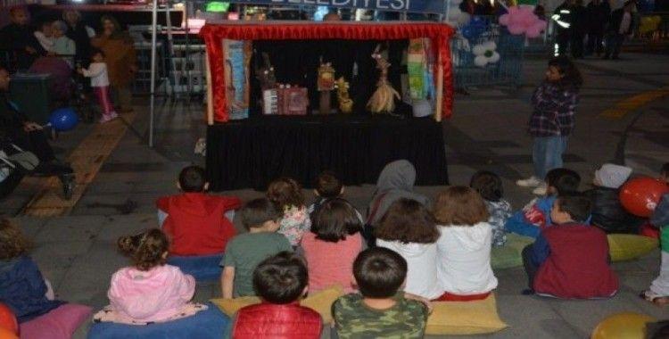 İzmitli çocuklar kukla gösterisi ile eğlenecek