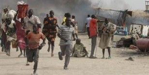 Hartum'da yoğun çatışma sesleri
