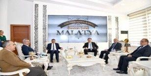 Malatya ile Kırgızistan'da bir şehir kardeş şehir olacak