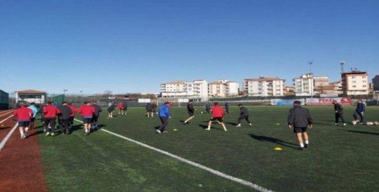Yeşilyurt Belediyespor 3 puan hedefiyle hazırlıklarını sürdürüyor