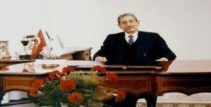 GSO Kurucu Başkanı Sani Konukoğlu'nun vefatının 26. yıl dönümü