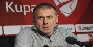 BB Erzurumspor - Beşiktaş maçının ardından: