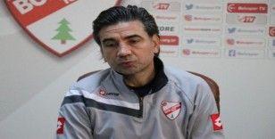 """Osman Özköylü: """"İkinci yarıdaki hedefimiz üst sıralara çıkmak"""""""