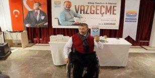 Cumhuriyet tarihinin tekerlekli sandalyedeki ilk dekanı hayatını anlattı