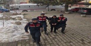 Sahte jandarmalar JASAT'a yakalandı