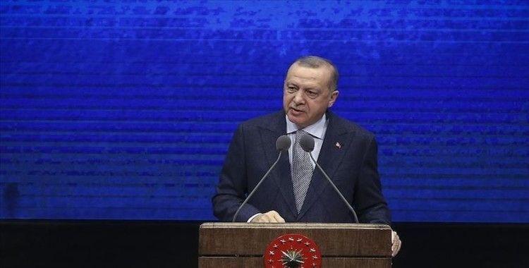 Cumhurbaşkanı Erdoğan: Geçtiğimiz yıl 1250 terörist etkisiz hale getirildi