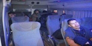 Çanakkale'de 47 mülteci yakalandı