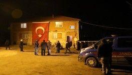 Şehit ateşi Zonguldak'a düştü