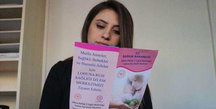 'Lohusa depresyonu' hastanedeki psikolojik destekle önleniyor