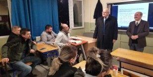 Direksiyon eğitmenleri Şehzadeler'de yetişiyor