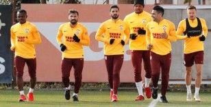 Galatasaray, Denizlispor hazırlıklarına başladı