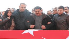 Şehit Sait Miyanyedi memleketi Zonguldak'ta son yolculuğuna uğurlandı