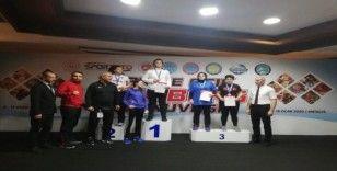 Haliliye Belediyesi kıck boks takımı madalyaları topladı
