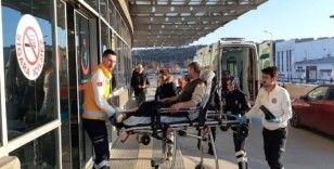 Çorum'da silahlı kavga: 1 yaralı