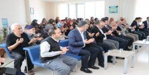 Beyşehir'de palyatif hasta ve yakınlarına moral etkinliği