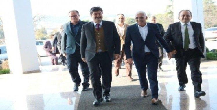 """Genel Müdür Erkan: """"Marmarabirlik kooperatifçiliğin örnek kuruluşudur"""""""
