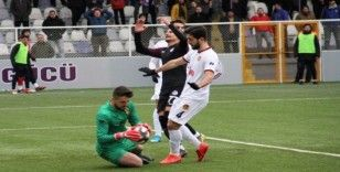 TFF 1. Lig: Keçiörengücü: 0 - Eskişehirspor: 1