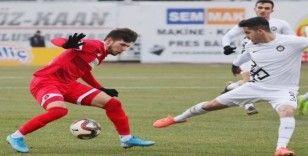 TFF 1. Lig: Boluspor: 0 - Osmanlıspor: 2