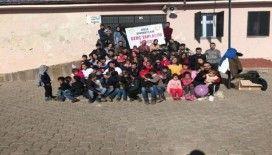 Dicle Üniversitesi öğrencileri miniklere umut oldu