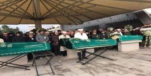 Ünlü iş adamı Burhan Silahtaroğlu son yolculuğuna uğurlandı