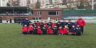 Zonguldak Kömürspor altyapısı Süper Lig ekipleri ile karşılaştı