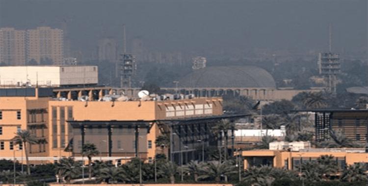 ABD Bağdat Büyükelçiliği yakınların 3 füze düştü