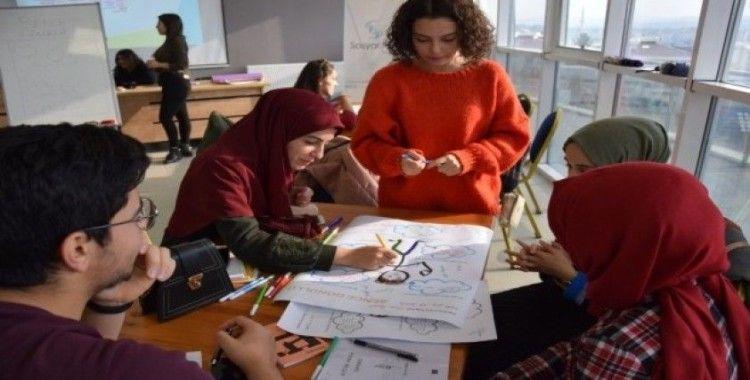 """Büyükşehir desteğinde """"Temel Gönüllülük Eğitimi"""" devam ediyor"""