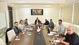 Kastamonu Atıksu Arıtma Tesisi için izleme ve değerlendirme toplantısı yapıldı