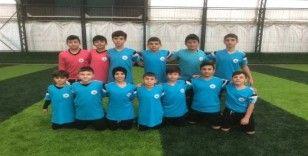 Minikler Futbol Turnuvası'nda maçlar devam ediyor