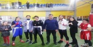 Bayanlar Boks Kayseri İl Şampiyonası