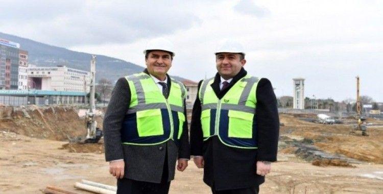 Osmangazi Meydanı Bursa'ya yakışacak