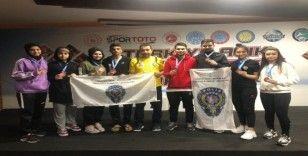 Polis Gücü Spor Kulübü Gençler Birliği Kick Boks madalyalarla döndü