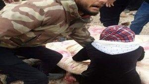 Halep ve idlib'e hava saldırılarında ölü sayısı 35'i aştı