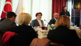 İYİ Parti Genel Başkanı Akşener: 'Tiyatroya çağrılsaydım ben de, eşim de gitmezdi'