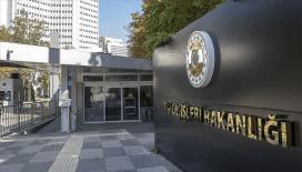 Dışişleri Bakanlığı, Burkina Faso'daki terör saldırısını kınadı