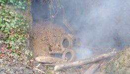 Komandolar 3 günde 27 kaçak kömür ocağını patlattı