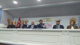 AK Parti Ankara İl Başkanı Özcan'dan 2019 yılı değerlendirme toplantısı