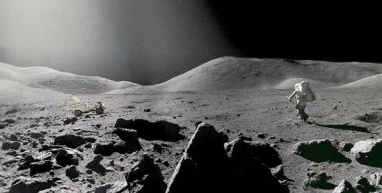 Bilim insanları Ay tozundan oksijen üretmenin yolunu buldu